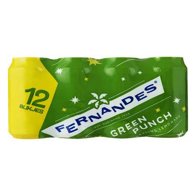 Fernandes Green punch