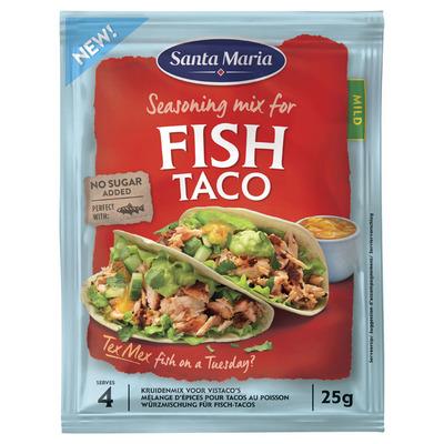 Santa Maria Fish taco seasoning mix