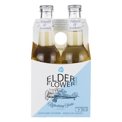 AH Craft soda elderflower
