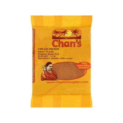 Chan's Chili Poeder
