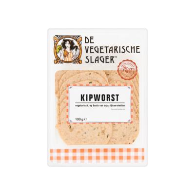 De Vegetarische Slager Kipworst
