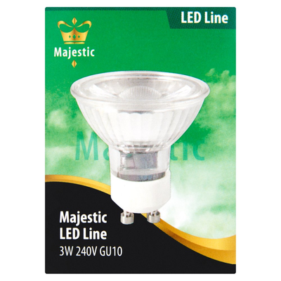 Majestic Cob Led Lamp 3W