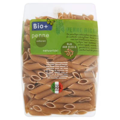 Bio+ Penne volkoren