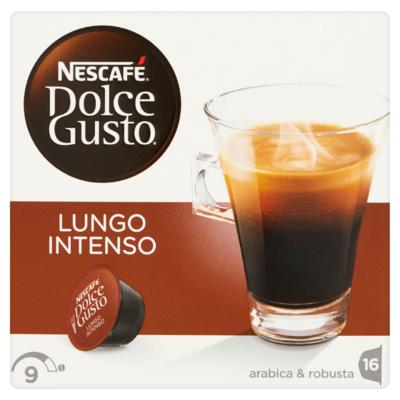 Nescafé Dolce Gusto Lungo Intenso Koffie Capsules 16 Stuks