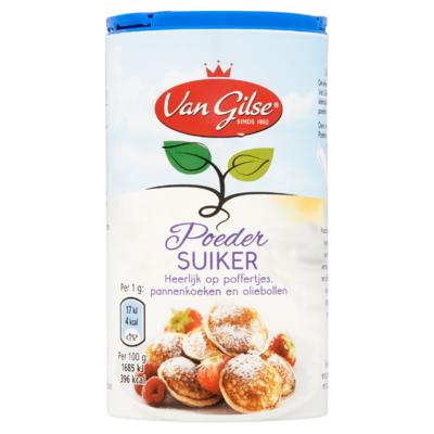 Van Gilse Poeder Suiker 125 g