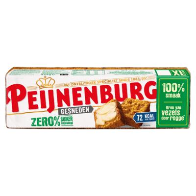 Peijnenburg Zero Ontbijtkoek Gesneden XL 475 g