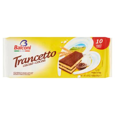 Balconi Trancetto Cacao 10 x 28 g