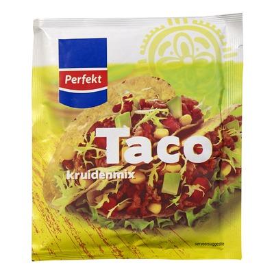 Perfekt kruidenmix  taco