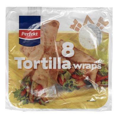 Perfekt tortilla wraps   mini