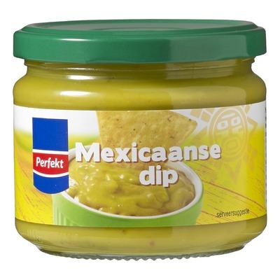 Perfekt Mexicaanse dip