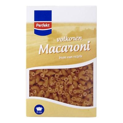 Perfekt macaroni  volkoren