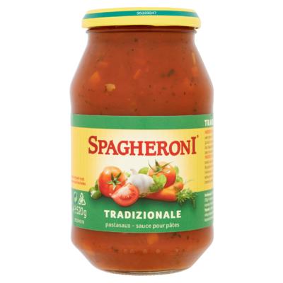 Spagheroni Tradizionale Pastasaus 520 g