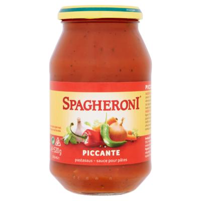 Heinz Spagheroni Piccante Pastasaus 520 g
