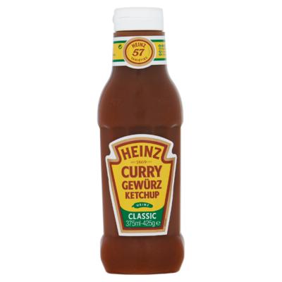 Heinz Curry Gewürz Saus 425 g