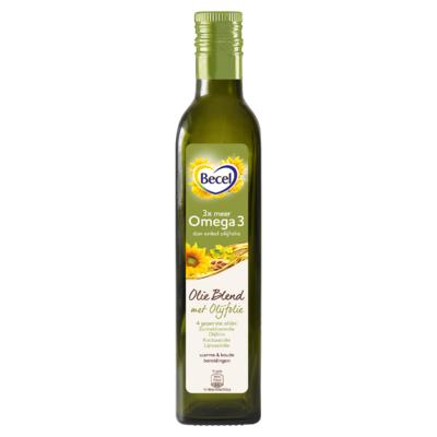 Becel Olie Olijfolie Blend 500 ml