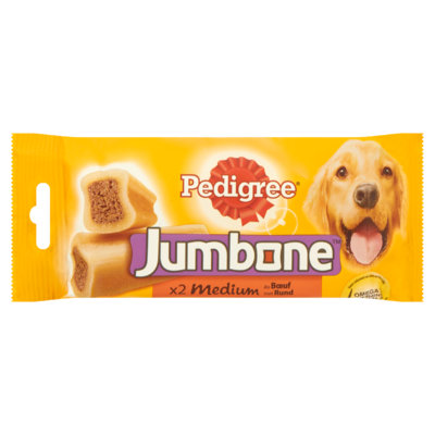 Pedigree snacks  Jumbone