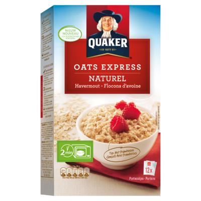 Quaker Havermout  portiepack