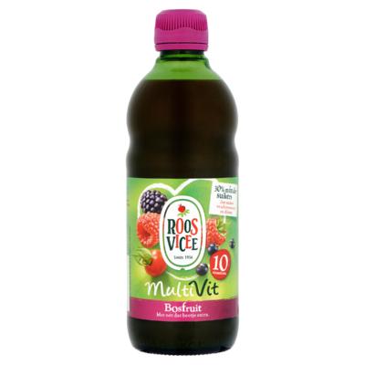Roosvicee Multivit Bosfruit 0,5 L