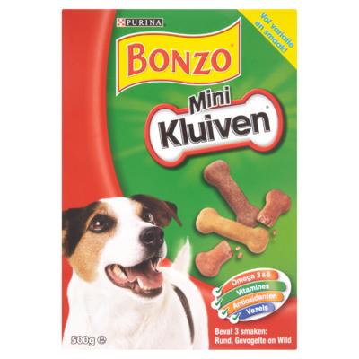 Bonzo Mini Kluiven 500 g
