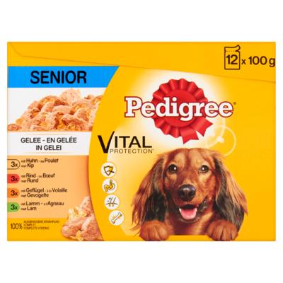 Pedigree Vital Protection Senior in Gelei 12 x 100 g