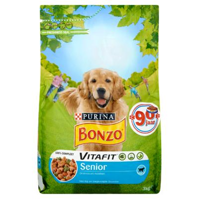 Bonzo Vitafit Senior 3 kg