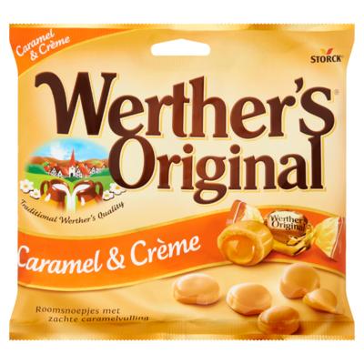 Werther's Original Caramel & Crème 150 g