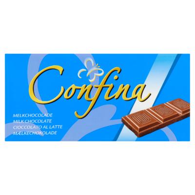 Confina Melkchocolade 100 g