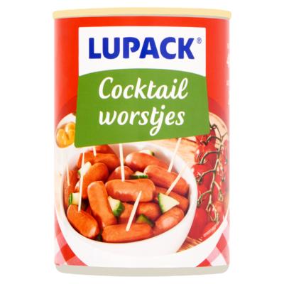 Lupack Cocktailworstjes 400 g