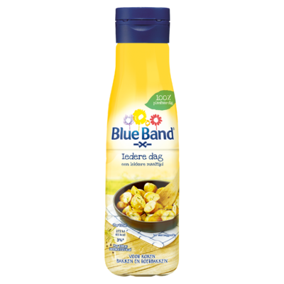 Blue Band Margarine Vloeibaar 500 ml