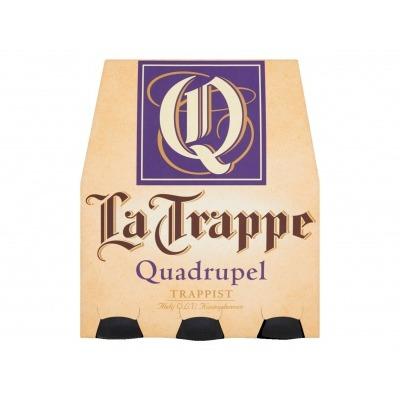 La Trappe Trappist quadruppel speciaalbier pak