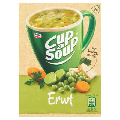 Cup-A- Soup Erwt 3 x 21 g