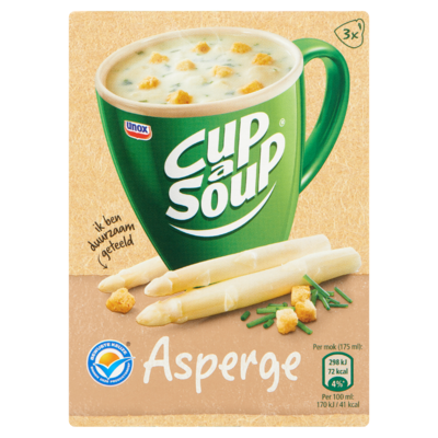 Cup-A- Soup Asperge 3 x 15 g