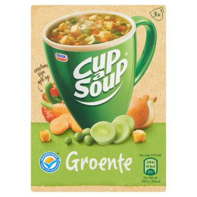 Cup-A-Soup Groente 3 x 16 g