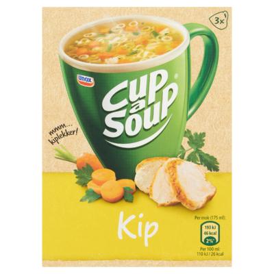 Cup-A-Soup Kip 3 x 12 g
