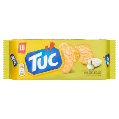 Tuc Crackers Sour Cream & Onion Zoutjes 100 g
