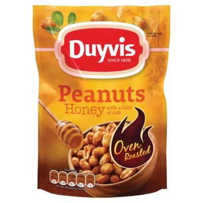 Duyvis oven roasted  honing geroosterde pinda's