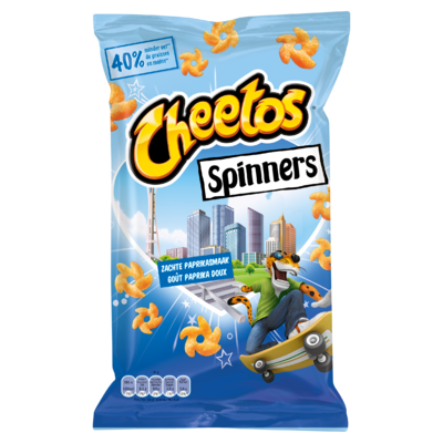 Cheetos Spinners Maissnack Paprikasmaak 110g
