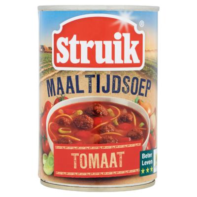 Struik Maaltijdsoep Tomaat 400 ml