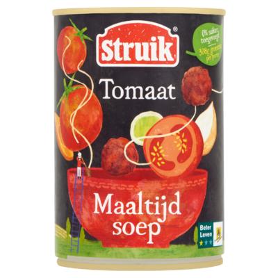 Struik Maaltijdsoep Tomaat 405 g