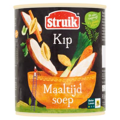 Struik Maaltijdsoep Kip 810 g