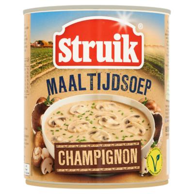 Struik Maaltijdsoep Champignon 800 ml