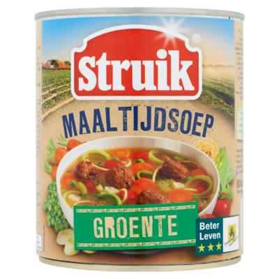 Struik Maaltijdsoep Groente 800 ml
