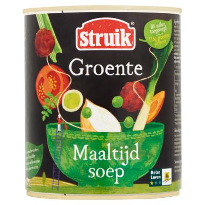 Struik Maaltijdsoep Groente 810 g