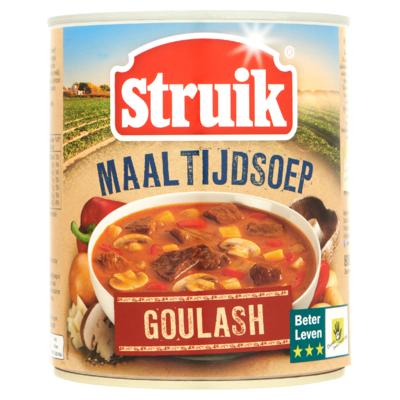 Struik Maaltijdsoep Goulash 800 ml