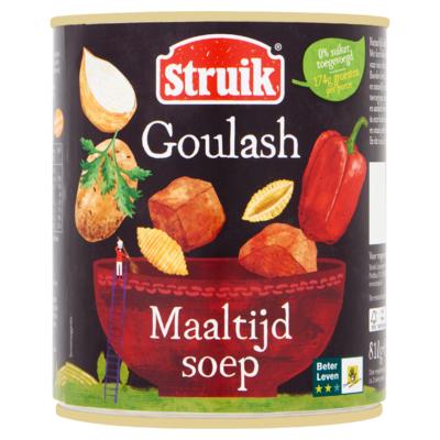 Struik Maaltijdsoep Goulash 810 g