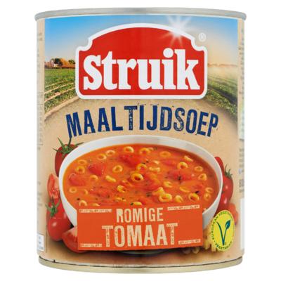 Struik Maaltijdsoep Romige Tomaat 800 ml