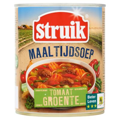 Struik Maaltijdsoep Tomaat Groente 800 ml