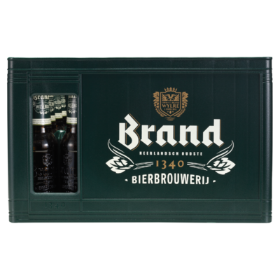 Brand Bier Krat 24 x 30 cl