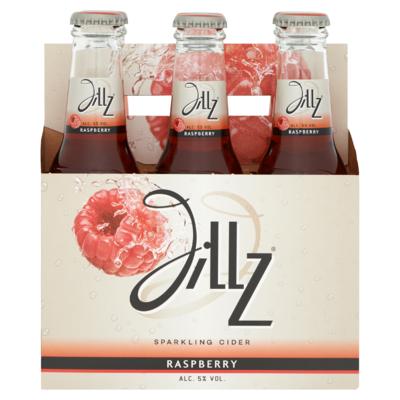 Jillz Raspberry Cider Fles 6 x 23 cl