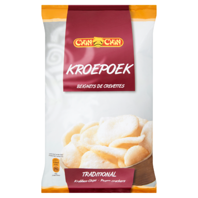 Chin Chin Kroepoek Traditional 135 g